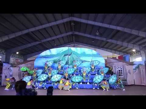 Punlad festival of talisay at hakot award 2017 grand champion poly technic institute