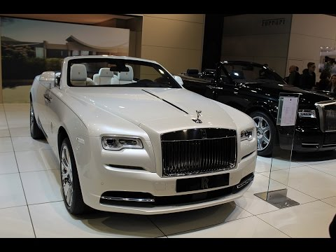 2016 Brussels Auto Show [Part 1 Luxury Brands] - The Euro Car Show