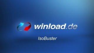 IsoBuster - Dateien von beschädigten CDs, DVDs und Blu-rays retten | Winload.de