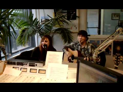 """""""Revolution-ACOUSTIC"""" live on WZOZ 103.1 FM in Oneonta, NY!"""