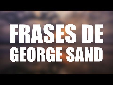 Las 10 mejores frases de GEORGE SAND