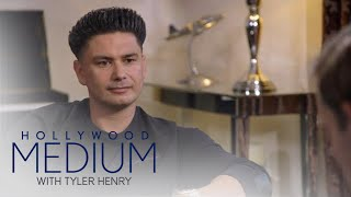 Tyler Henry Decodes How DJ Pauly D