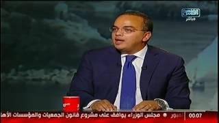 محمد خضير: هدفنا هو طرح مبادرة أمل فى ملف الإستثمار