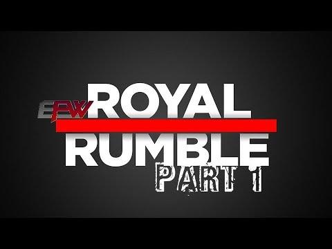 EPW Royal Rumble Year 2 - Part 1