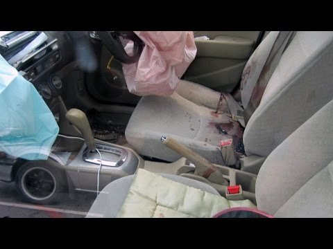 Takata air bag recall largest in history