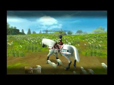 앨리샤 - Alicia Online game play