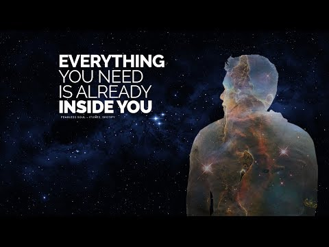 Everything You Want Is Already Inside You! (Motivational Video)