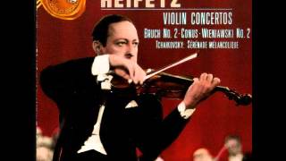 видео: Conus Violin Concerto - Jascha Heifetz
