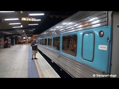 XPT Overnight Train Report - Sydney Central Station to Melbourne Southern Cross Train Station
