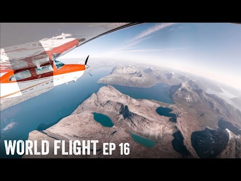 MOST EPIC FLIGHT OF OUR LIVES! - World Flight Episode 16