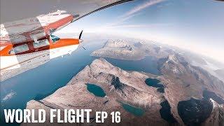 MOST EPIC FLIGHT OF OUR LIVES! - World Flight Episode 16