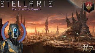 Stellaris: Synthetic Dawn #7 Дерзкий захват планеты