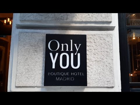 Only You Boutique Hotel- Madrid
