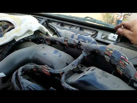 Nissan Titan Dash Removal... YAY!