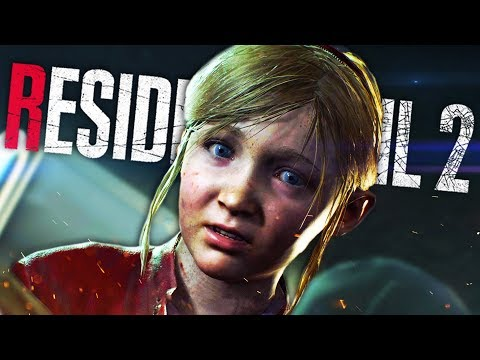SECRET FINAL BOSS | Resident Evil 2 (Remake) - Claire Part 3 (END)