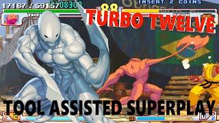 [TAS] - Street Fighter III: 4rd Strike Arranged Edition (TURBO CHEAT) - Twelve - Super Art 2