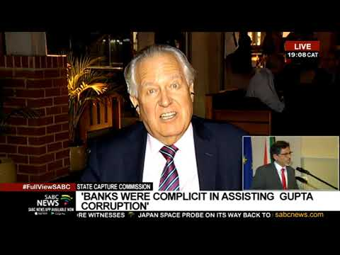 Lord Peter Hain on his State Capture Inquiry testimony