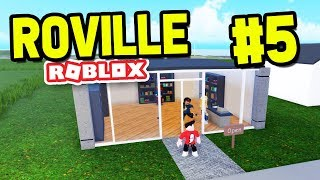 STARTING A BUSINESS - Roblox Roville #5