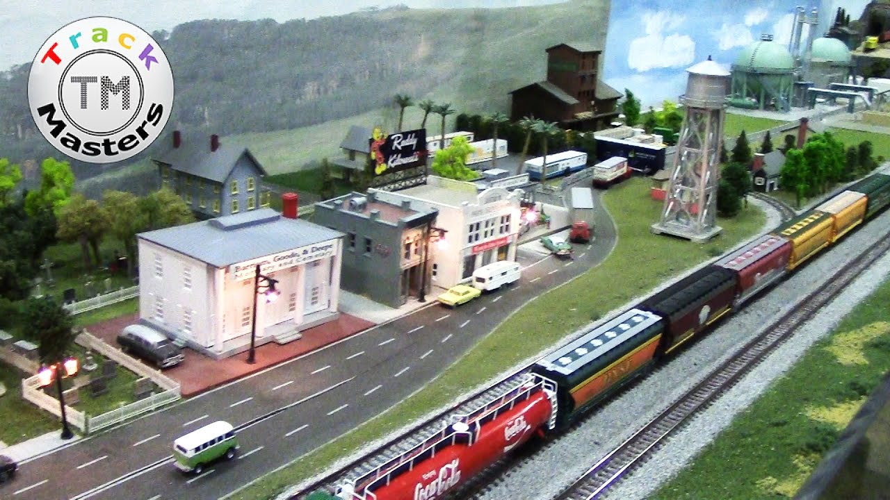 2017 Great Train Show Model Train Tables Of Various Scales Motorized Trains  For Kids U0026 Adults PART 2