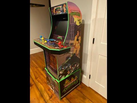Tmnt arcade 1 up mod from 8-Bit Vinyl