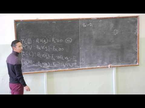 Теория отраслевых рынков. Лекция 5. Азамат Кашакбаев (CERGE-EI, Прага)