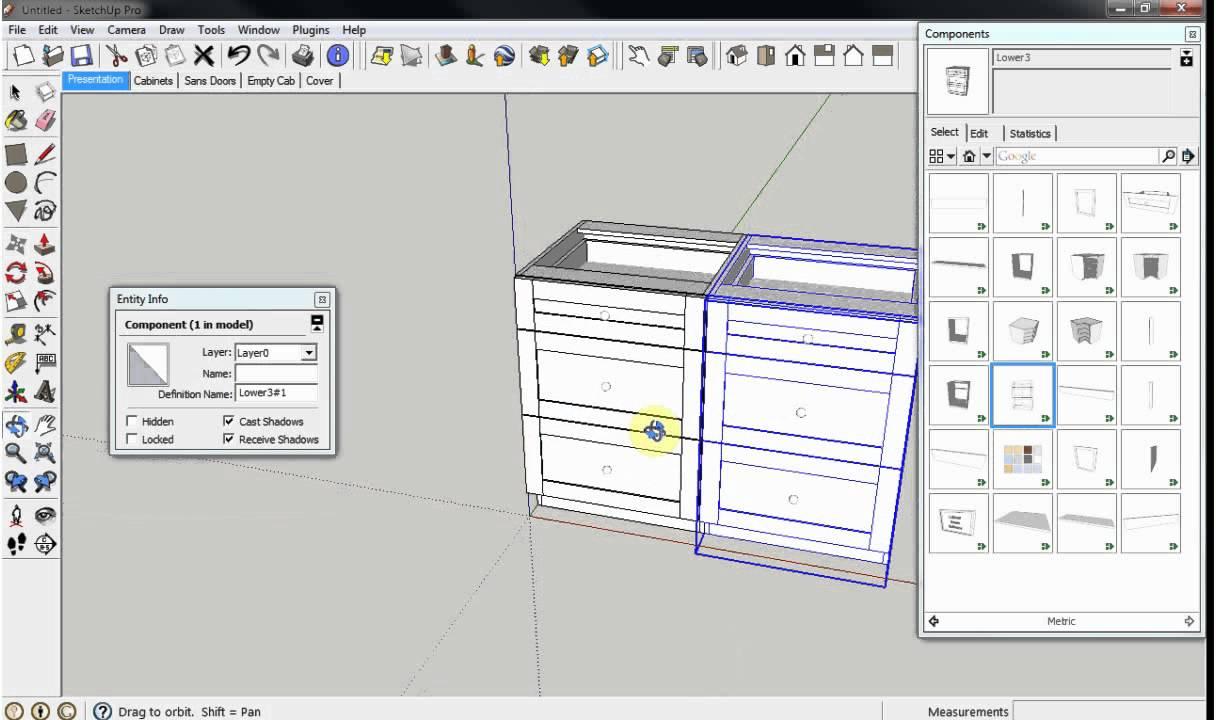 CabinetSense: Cabinet Design Software For Sketchup. Other