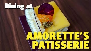 New Dining at Amorette's Patisserie at Town Center | Disney Springs