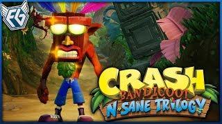 Český GamePlay | Crash Bandicoot N. Sane Trilogy - Malý Tygr
