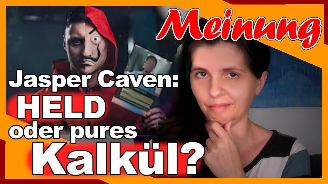 Kritik jasper caven Jasper Caven