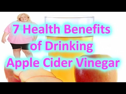 7-health-benefits-of-drinking-apple-cider-vinegar-|-by-#weight-loss-tips-and-tricks
