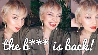 THE B*** IS BACK, czyli BLOND raz jeszcze! Farbowanie w domu i pielęgnacja włosów blond