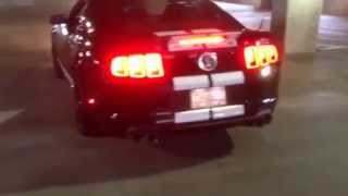 2013 Ford Shelby Cobra GT500 - INSANE Kooks EXHAUST REVS AND SOUNDS