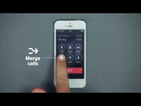 How to use Conference Call with iOS? - Mobistar