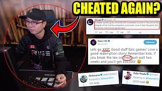Did PRO Players CHEAT TO WIN THE WORLD CUP AGAIN?!? (FULL STORY + PROOF)