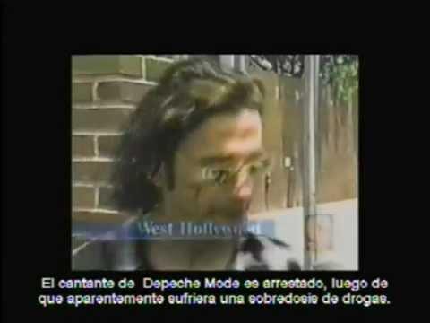 Dave Gahan 1996 interview