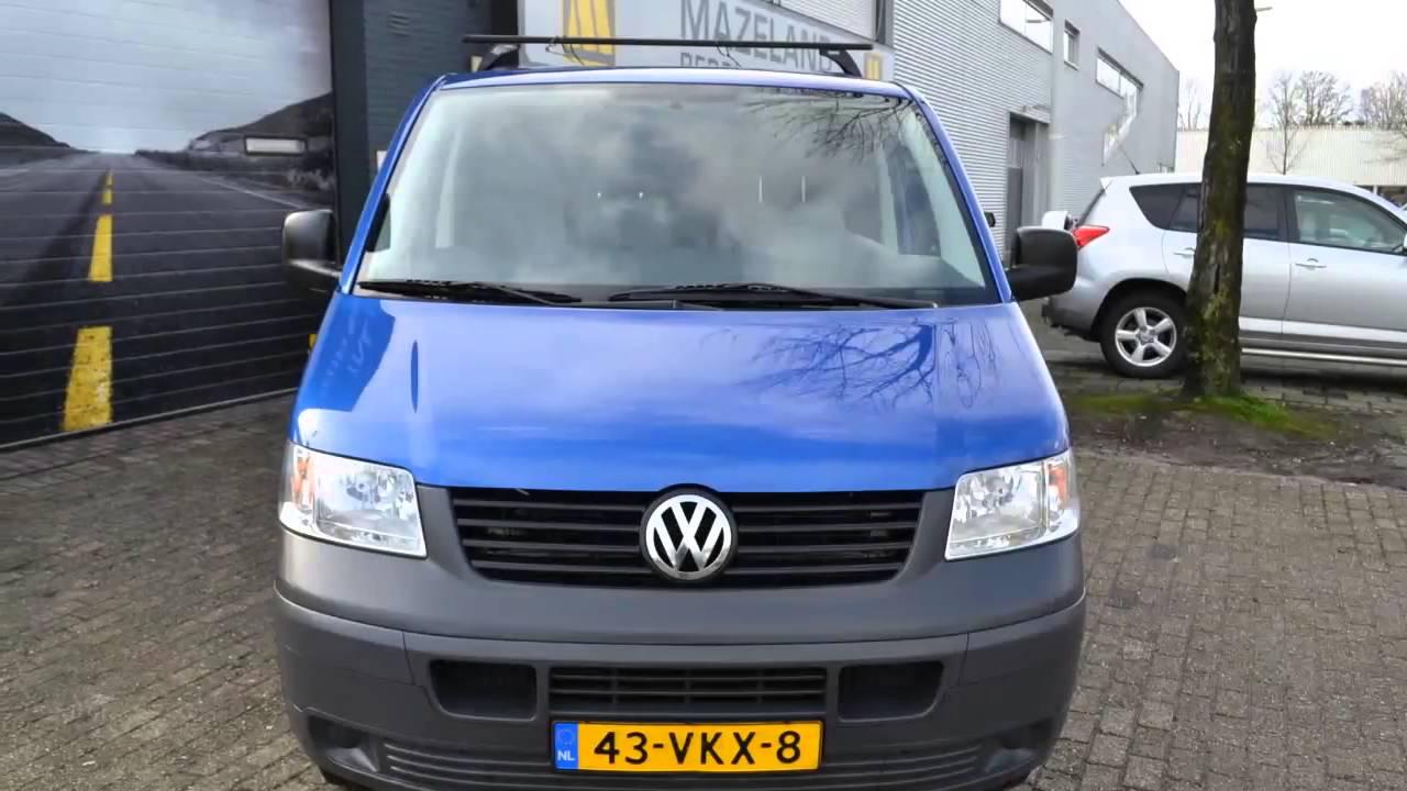 Volkswagen Transporter T5 1.9 TDi 75KW 60th Edition ...