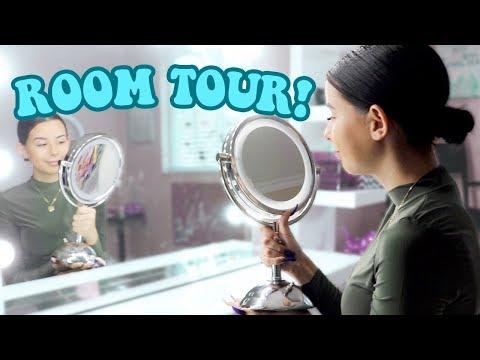 my long awaited room tour!