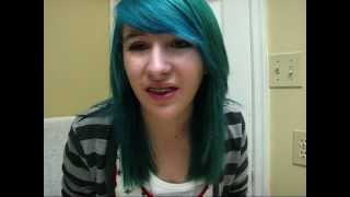 All About Blue Hair!