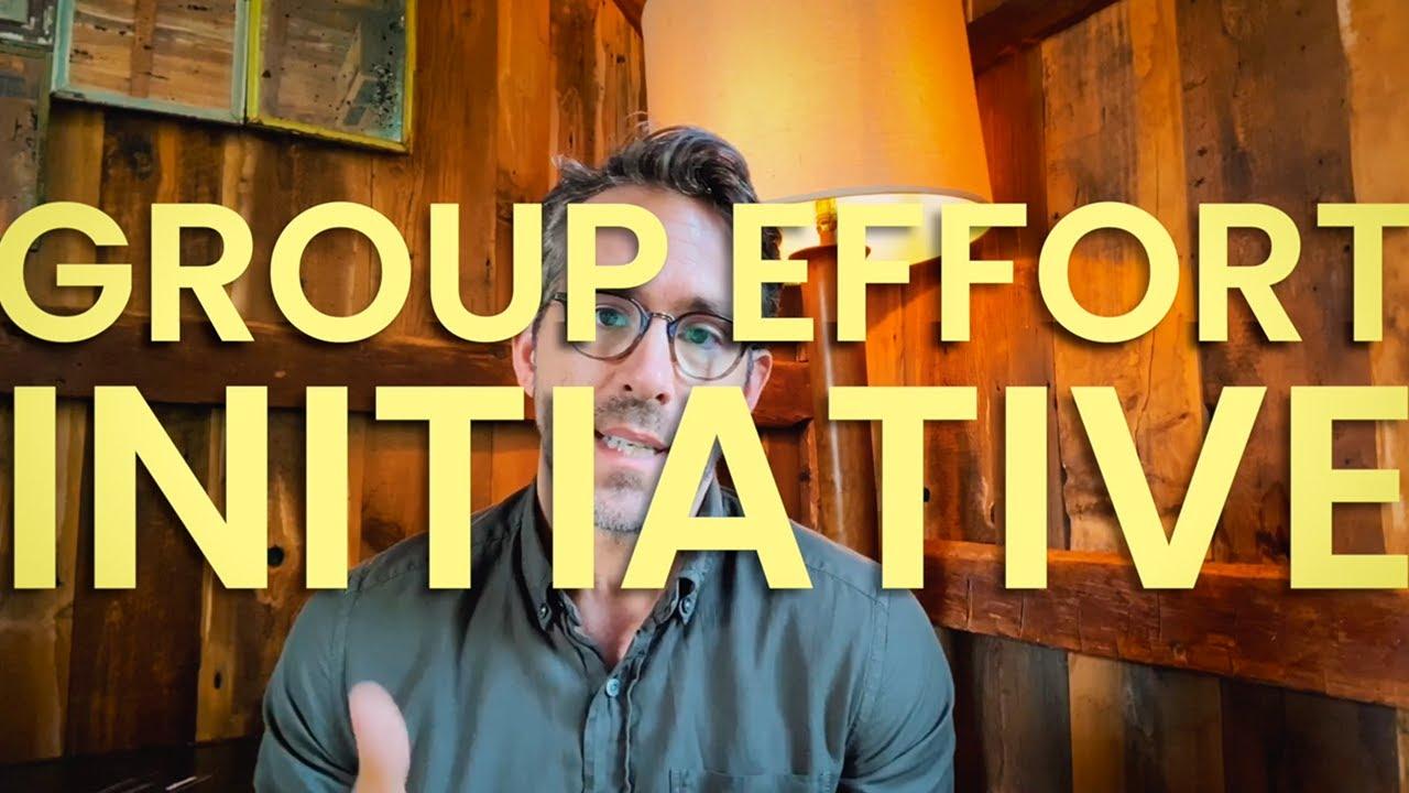 Group Effort Initiative