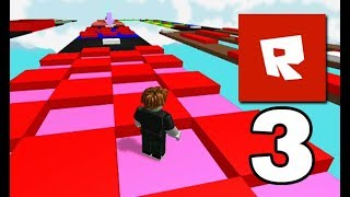 ROBLOX - Made it to 146!!! - Part 3 [MEGA FUN OBBY] Android