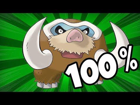 PEGUEI SWINUB 100%  -  Pokémon Go | Capturando Shiny (Parte 42) 4 Gen (Parte 20) thumbnail