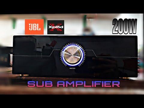 200W SUB AMPLIFIER FOR PIONEER AVR