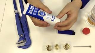 видео Анаэробные герметики для уплотнения и герметизации резьбовых соединений - опыт использования
