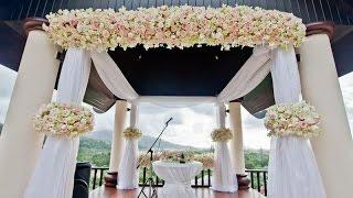 Очень стильная свадьба в Тайланде на вилле_Подружки на свадьбе