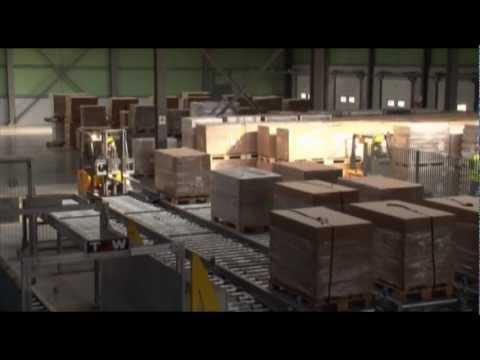 Trade Logistics - IKEA VNA Logistics Center