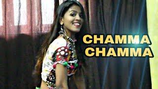 Chamma Chamma Dance Video | Neha Kakkar & ikka|  Fraud Saiyaan