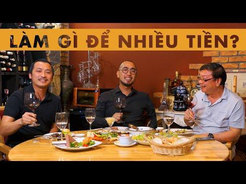 Talkshow 01: LÀM GÌ ĐỂ NHIỀU TIỀN?? - Hỏi Khó Chuyên gia Nguyễn Thành Tiến NIK | NHATO Review