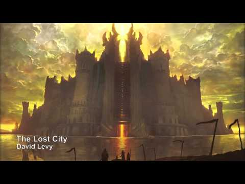 David Levy - The Lost City (Powerful Persian Ominous Melanch