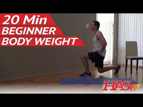 A 20-Minute Bodyweight Routine Everybody Has Here We Are At
