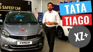 2019 Tata Tiago XZ+ Variant Full Detailed Review | New Tiago XZ Plus | CarQuest